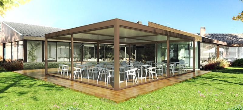 terraza-restaurante-club-golf-infografia-3d