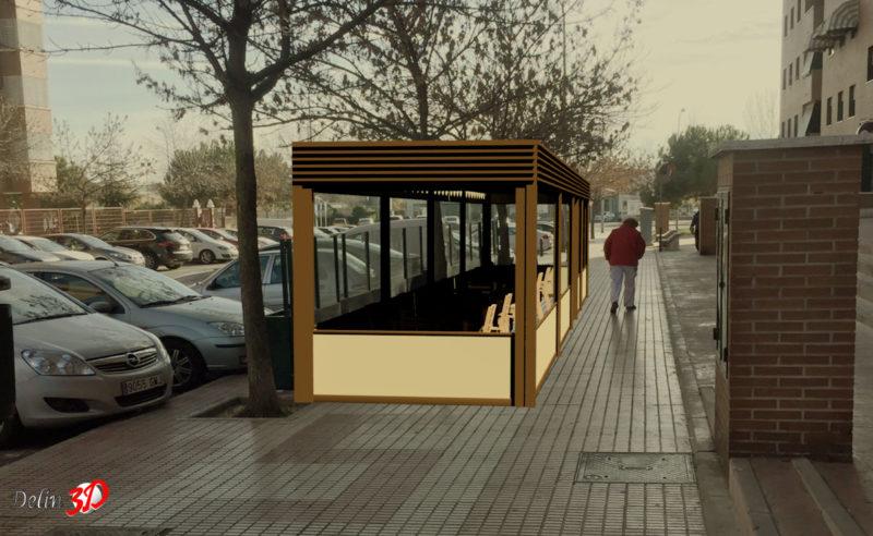 montaje-3d-terraza-restaurante-lateral