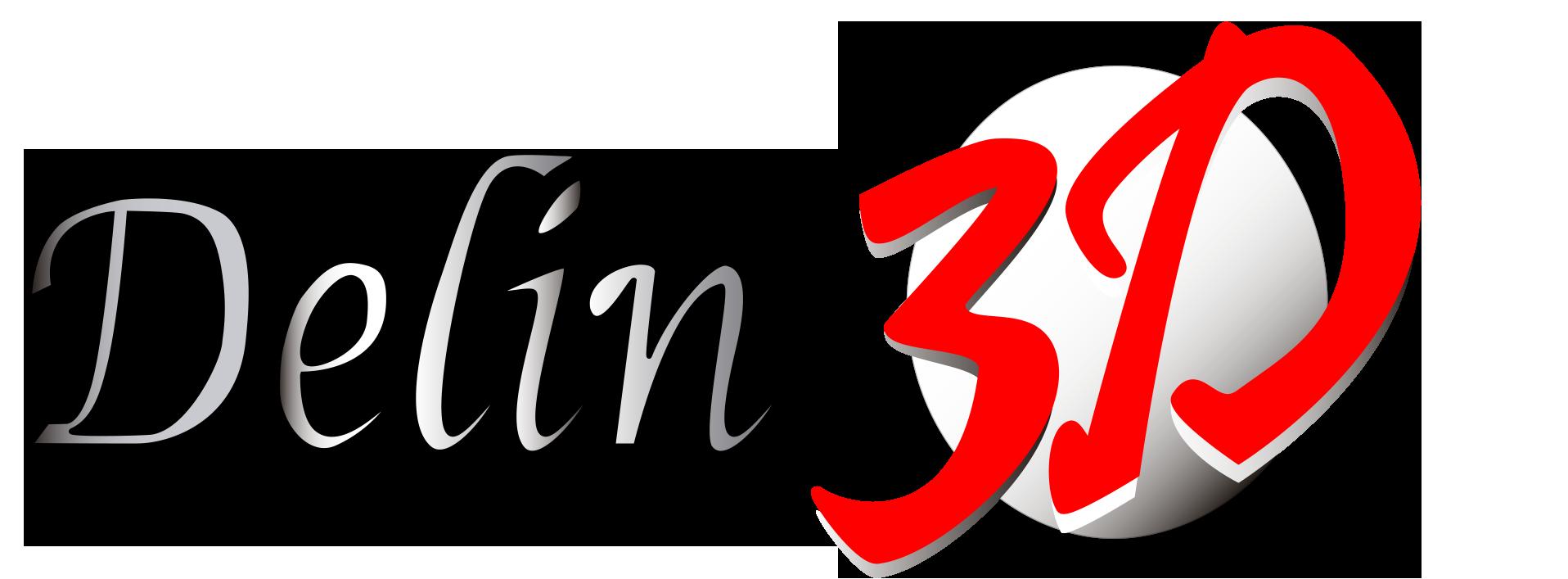 logo delin3d servicios de delineacion con modelado bim modelado 3d y planos en autocad
