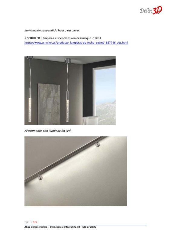 propuesta de reforma de vivienda iluminacion
