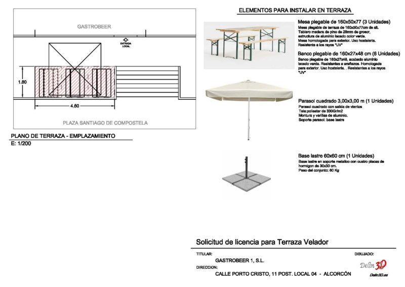 Planos-Terraza-Gastrobeer-detalle mobiliario