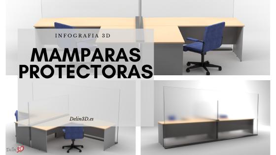 infografia3d-mampara.protectora-covid-oficinas